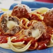 Couples Class:  Spaghetti & Meatballs