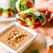 Vegetarian & Gluten Free Appetizers