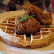 Chicken and Waffles!