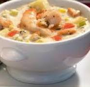 Seafood Chowdahhhh