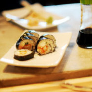 Sushi at Home: Let's Roll!